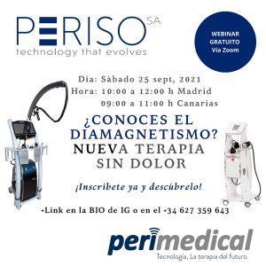 WEBINAR GRATUITO DIAMAGNESTISMO